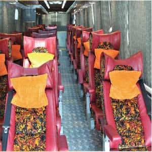 نمای داخلی اتوبوس سیروسفر